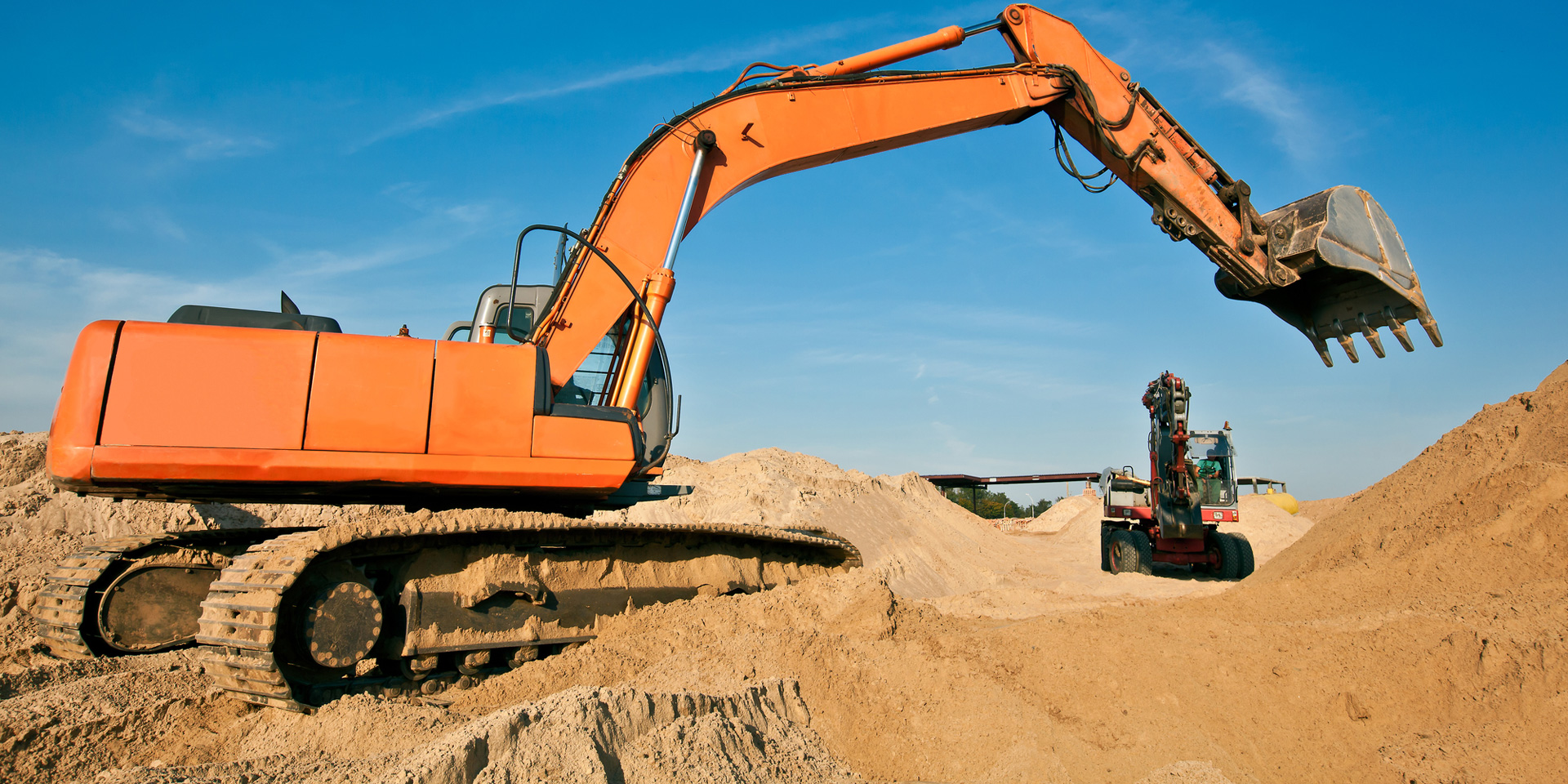 Hydraulics for the Heavy Equipment Industry